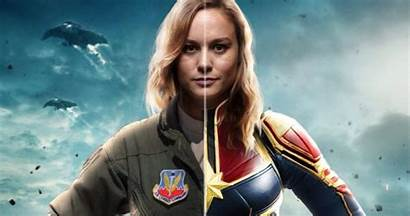 Marvel Captain Wraps Brie Larson Movieweb Google