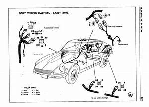 1968 Datsun Wiring Diagram