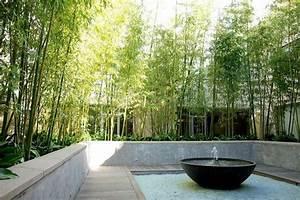 Comment Remplir Une Grande Jardinière : utiliser le bambou dans la d coration ext rieure ~ Melissatoandfro.com Idées de Décoration