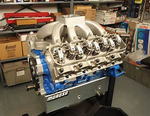 Big Ford Horsepower  Part 2   Installing The Top End On