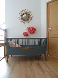 Lit Bébé Vintage : lit b b vintage escamottable 1 chambre b b baby boy rooms baby cribs et baby furniture ~ Dode.kayakingforconservation.com Idées de Décoration