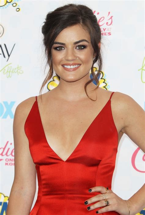 Lucy Hale Picture 135 - Teen Choice Awards 2014 - Arrivals