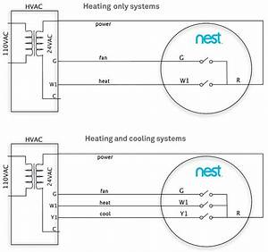 Wiring Diagram Nest E