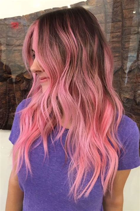 The Raddest Way To Wear Colorful Hair Right Now Hair