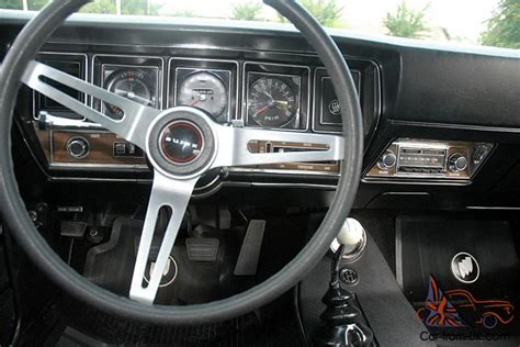 Buick Regal Manual Transmission by 1970 Buick Gs 455 Manual Transmission 1 Of 66 Made
