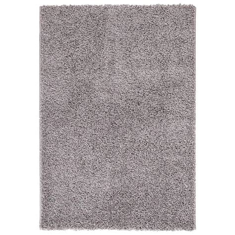 5x7 grey rug berrnour home plush solid shaggy grey 5 ft x 7 ft shag