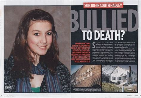 south hadley phoebe prince featured  people magazine