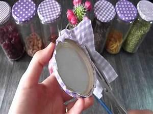 Truc Et Astuce Deco : astuce d co personnalisez les bocaux en verre pour votre cuisine la s lection de camille ~ Melissatoandfro.com Idées de Décoration