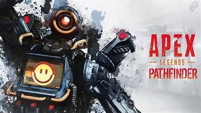 Apex Legends Wallpapers Pathfinder Background