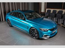 BMW 440i Gran Coupe Has Carbon Than M4 Competition