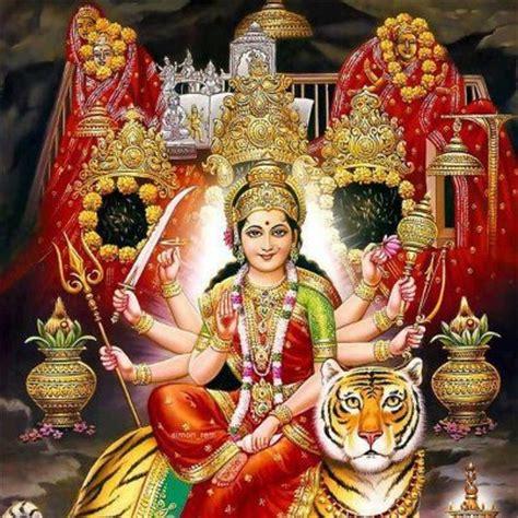 Jai Mata Di Animated Wallpaper - goddess parvati coloring part 2