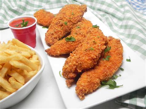 chicken tenders air fryer bbq allrecipes recipe