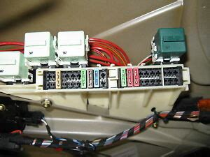 1997 Bmw Fuse Box by Bmw 5 Series E39 Fuse Box Trunk 528i 1997 98 99 2000 01 02