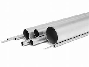 Comprar Tubo redondo de aluminio online Modulor