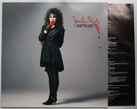 Jennifer Rush Heart Over Mind Records, Vinyl And Cds
