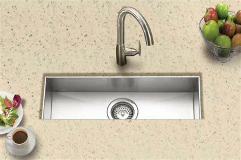 trough style undermount specialty kitchenbar sinks