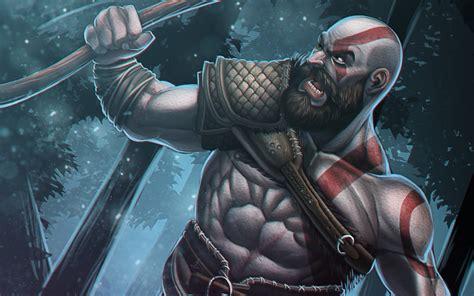 God Of War 4 (2017) Ps4 Hd Wallpapers07 Games