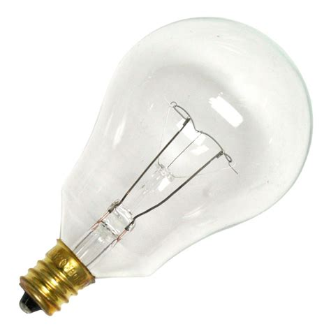 why ceiling fans have candelabra bulbs westinghouse 03947 60a15 cb fan 130 a15 light bulb