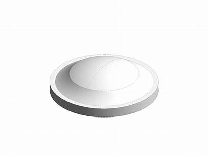 Adhesive Bumper Round Rubber Stops Self Bs07