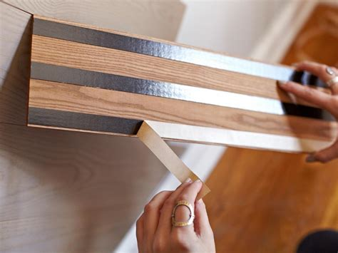 apply stikwood paneling hgtv
