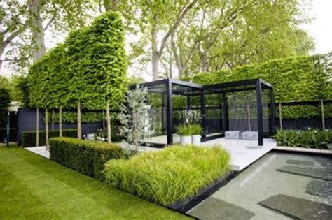 plants  japanese garden modern garden design landscapes minimalist garden design