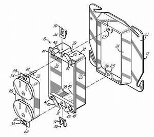 patent us20080041848 electrical box extension sleeve With wiring sleeve