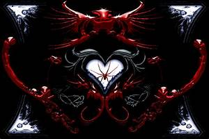 Gothic Heart by doomer4o15 on DeviantArt