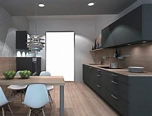 Hängeschrank Küche Grau : nolte k che lackfront grau nolte k chen bis zu 70 preiswerter k che ~ Markanthonyermac.com Haus und Dekorationen