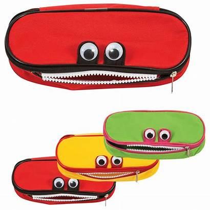 Pencil Case Clipart Cases Monster Pouch Clipartix