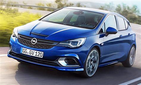 Opel Astra Opc 2020 by Opel Astra Opc 2018 Erste Informationen Update
