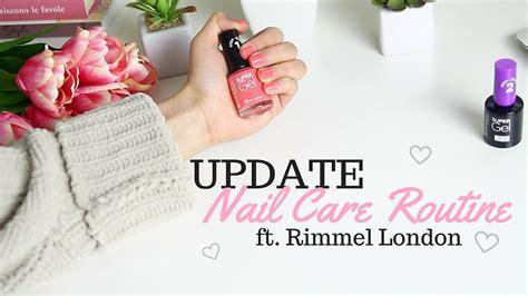 Nail - Come applico lo smalto Super Gel ft. Rimmel London ...