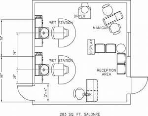 beauty salon design layout quotes With hair salon floor plan maker