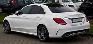 Mercedes Benz C 220 : file mercedes benz c 220 bluetec amg line w 205 heckansicht 18 oktober 2015 d sseldorf ~ Maxctalentgroup.com Avis de Voitures