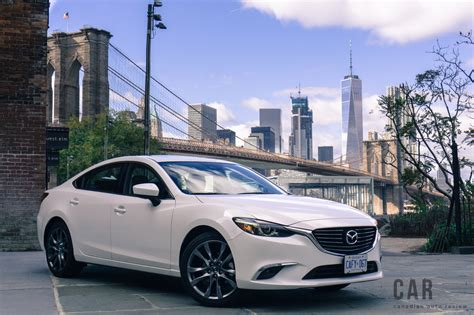 Mazda Gt 2017 by Road Trip New York City In A 2017 Mazda6 Gt Canadian