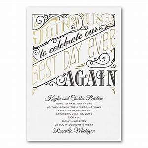 19 best vow renewal invitations images on pinterest vow With wedding invitations for renewal of vows