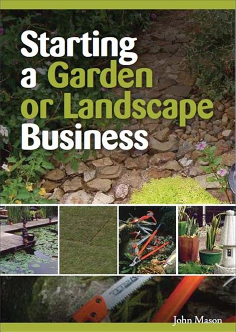starting  gardening  landscape business