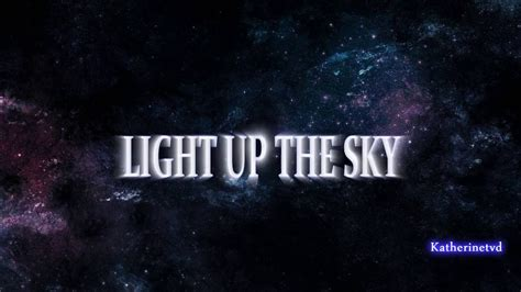 Light Up The Sky The Afters by The Afters Light Up The Sky Lyrics