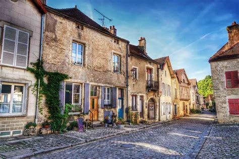 Noyers, Un Des Plus Beaux Villages De France Yonne