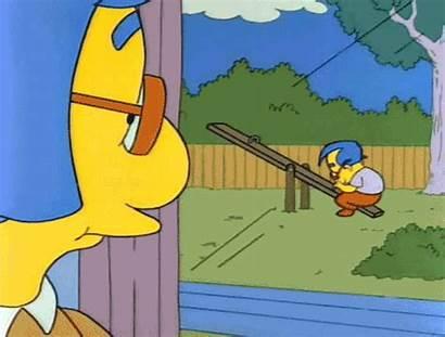 Simpsons Lonely Milhouse Meme Simpson Loneliness Millhouse