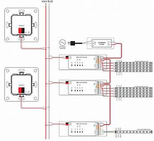 Push Button Dimmer Switch Wiring Diagram
