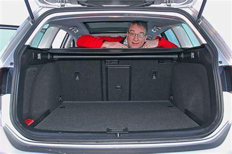 kofferraum golf 7 variant fahrbericht die golf modelle der zukunft bilder
