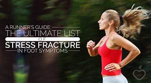 A Runners Guide  The Ultimate List Of Stress Fracture In
