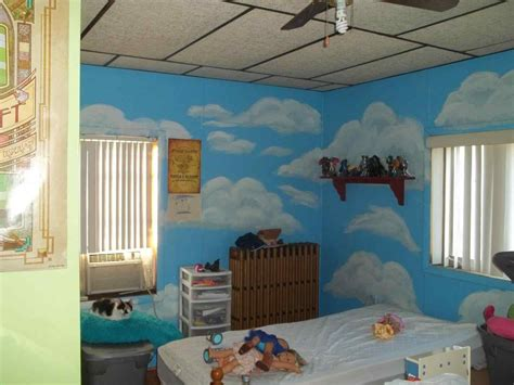 Creative Painting Ideas For Kids Bedrooms-athelred.com