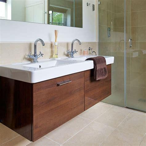 Modern Bathroom Uk by Modern Bathroom With Vanity Unit Decorating