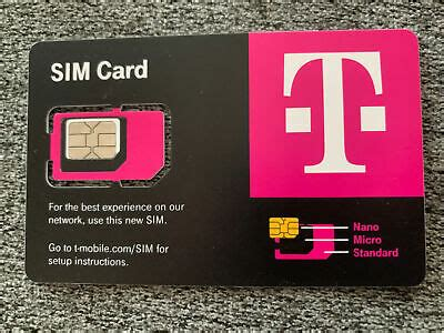 We did not find results for: NEW 5G T-MOBILE NEWEST SIM CARD FITS ALL PHONES NANO/MICRO/STANDARD Exp 09/2023 | eBay
