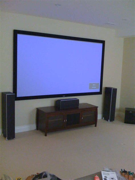 TV Installation San Diego   Home Theater HDTV Plasma LCD