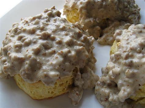 sausage gravy sausage gravy recipe dishmaps