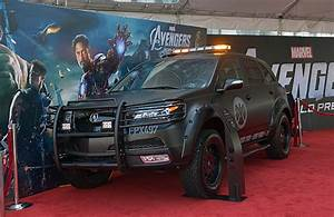 Acura Cars Assemble for Marvel's The Avengers - SuperHeroHype