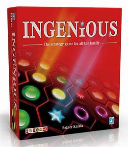 Ingenious Strategy Game | The Board Gamers