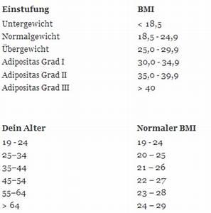 Bmr Berechnen : newsialand bmi rechner ~ Themetempest.com Abrechnung